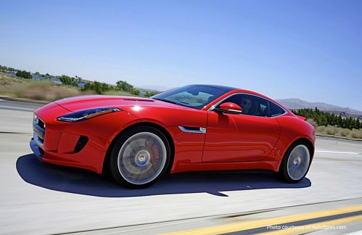 Review: 2015 Jaguar F TYPE Coupe, Rise Of An Empire