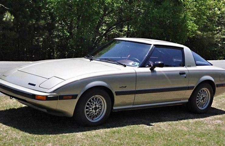 Rotary Powered Time Capsule, 1983 Mazda RX-7 | eBay Motors Blog