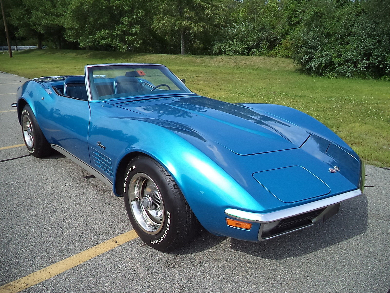 1971 Corvette Stingray C3 Devotion