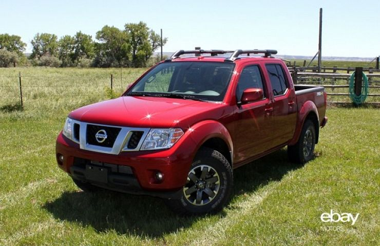 Review: 2014 Nissan Frontier, Small Truck With Big Performance