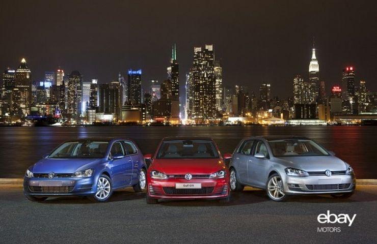 Review: 2015 VW Jetta TDI, VW GTI, VW e-Golf | eBay Motors Blog