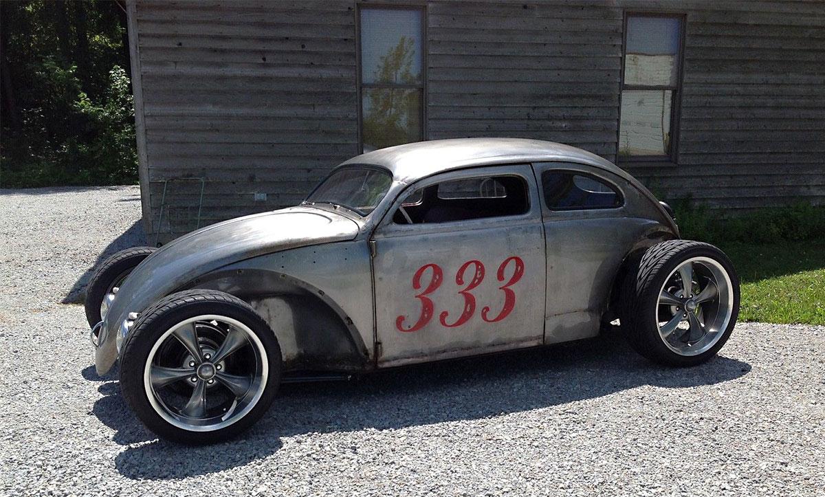 1970 VW Beetle, Frankenstein of Wolfsburg Lives