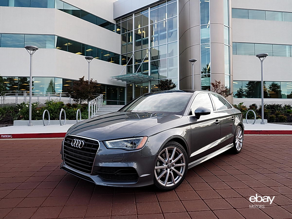 side audi trend cars and rear passengers in motion sedan reviews rating motor