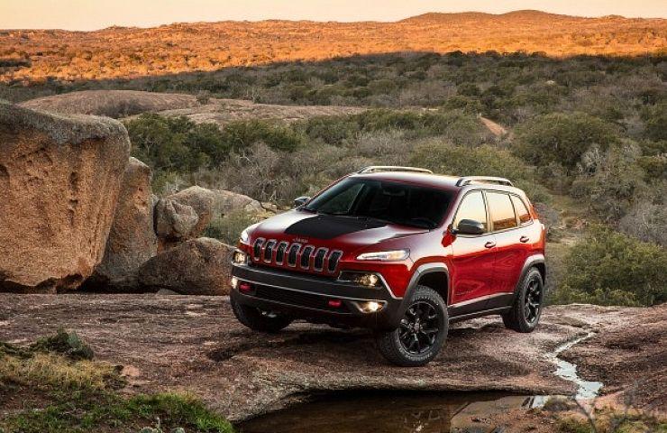 Review 2015 Jeep Cherokee Trailhawk Ebay Motors Blog