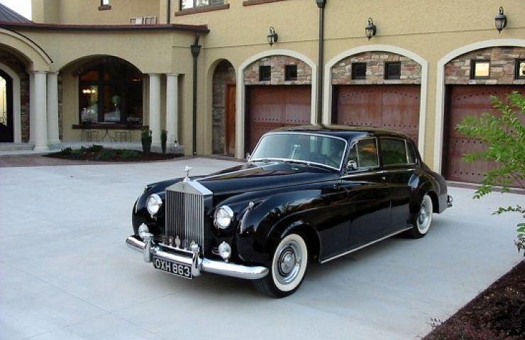 1960 Rolls-Royce Silver Cloud, A Whiter Shade of Pale | eBay Motors
