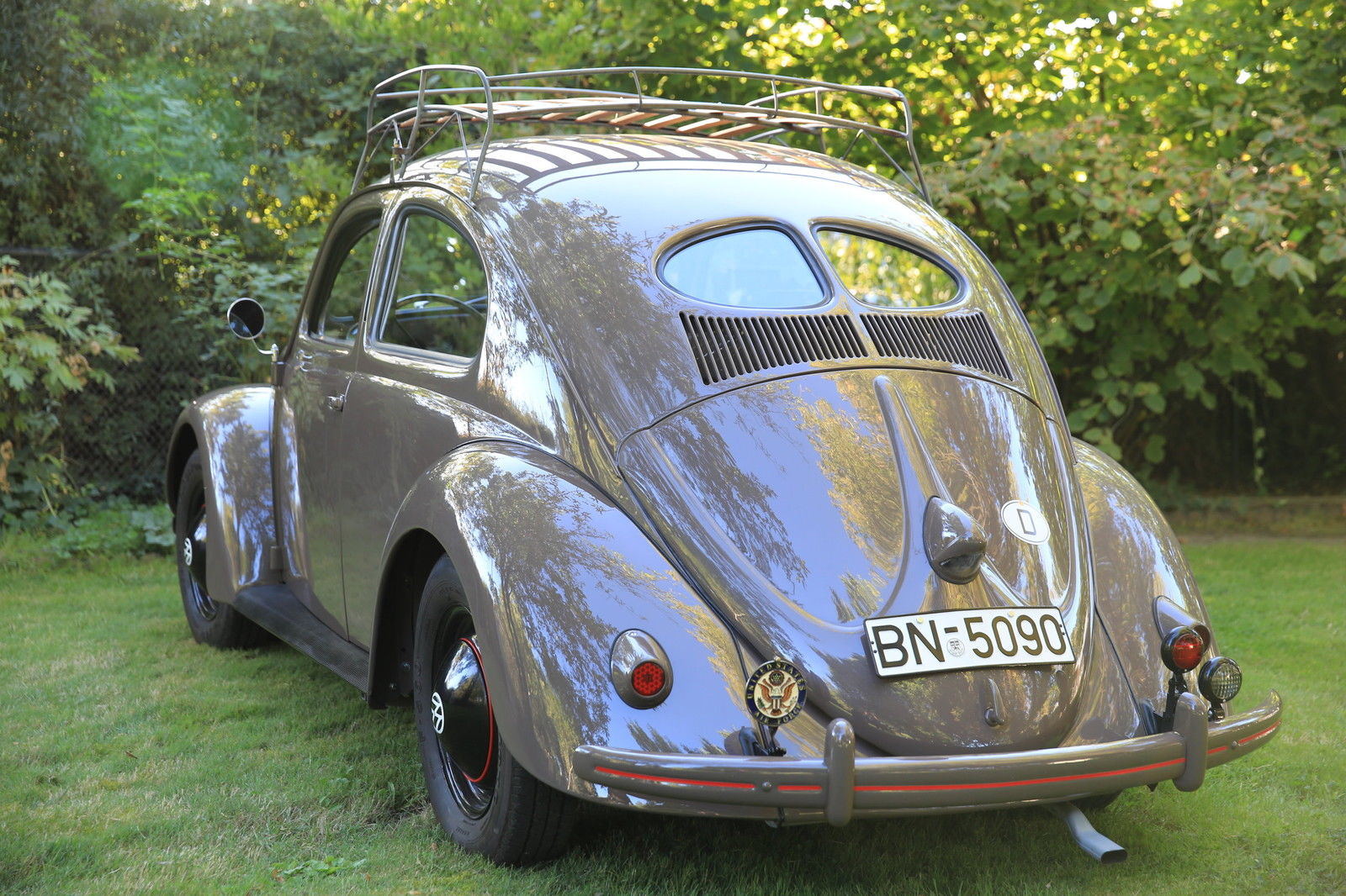 1952 VW Beetle Classic Type 11A Split-Window Sedan | eBay Motors Blog