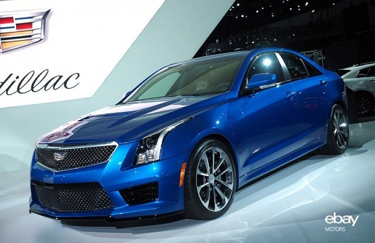 2016 cadillac ats v offers performance and luxury ebay motors blog 2016 cadillac ats v offers performance and luxury publicscrutiny Choice Image