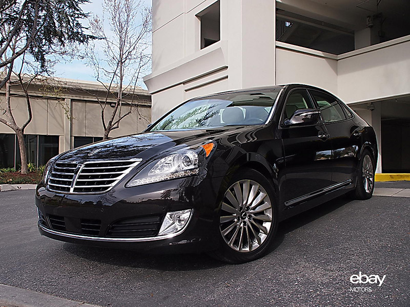 Review: 2014 Hyundai Equus