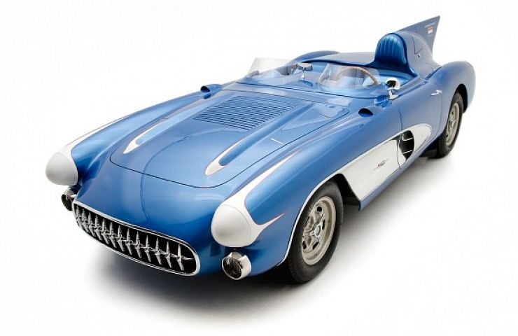 1956 Chevrolet Corvette Sr 2 Special Racer Ebay Motors Blog
