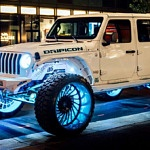 Underglow Lights Give Your Car a Special Glow