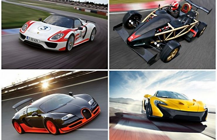 Top 10 Fastest Production Cars To 60 Mph Ebay Motors Blog