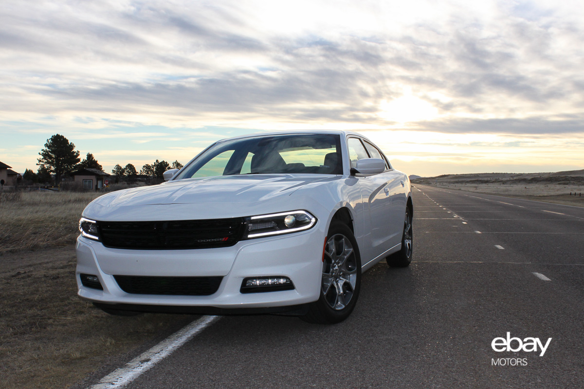 motor three sxt t charger dodge quarter first view drive srt rt trend r awd rear cars