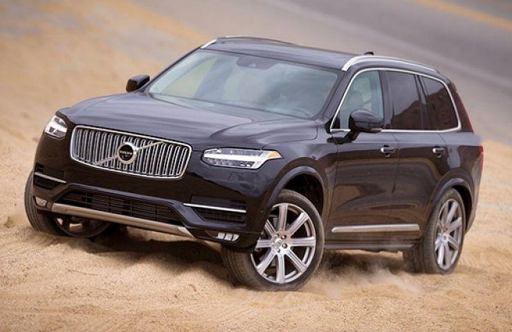 Volvo seven seater