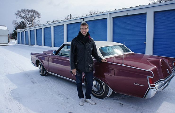 A Love For American Classic Cars From Sweden To The US EBay - Ebay classic cars