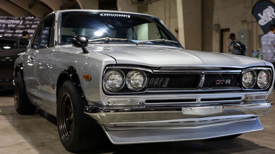 1972 Skyline 2000 Gt X Coupe Becomes Gt R Clone Ebay Motors Blog