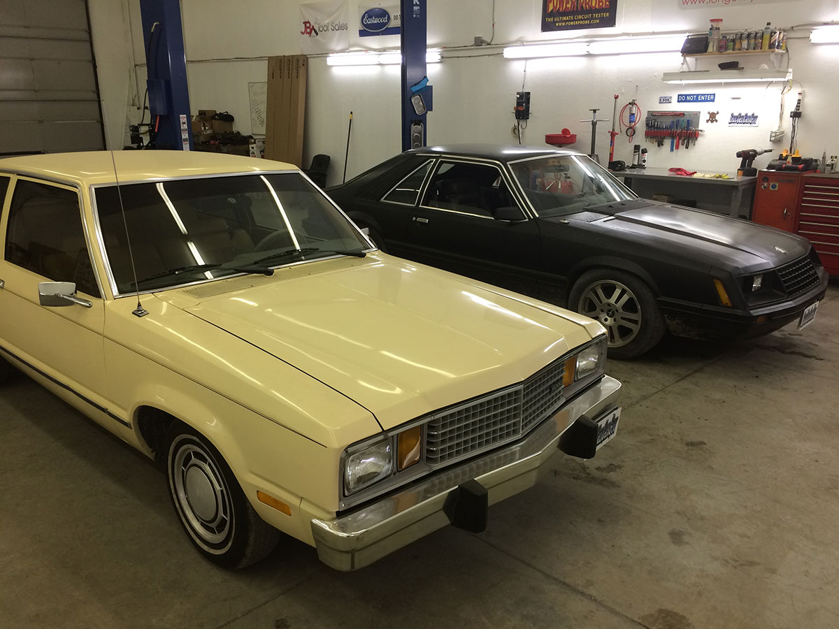 To the unenlightened the ford fairmont seems like an unlikely candidate for a project car but to those who know its underpinnings its one of the