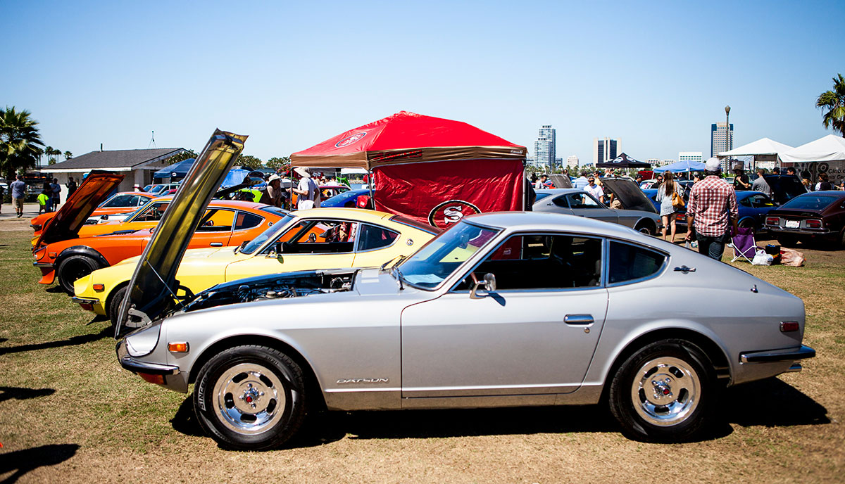 The Japanese Classic Car Show Redefines Meaning of Classic | eBay ...
