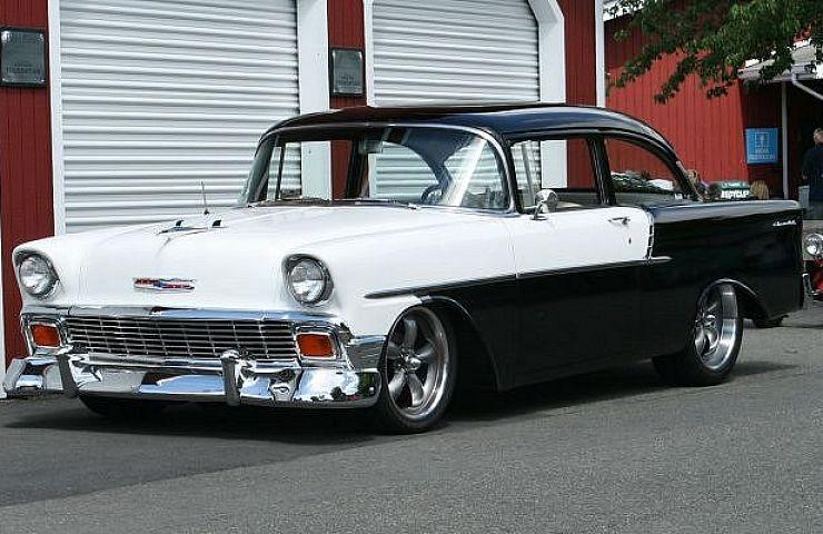 1956 Chevys: Still Hot, 60 Years Later | eBay Motors Blog