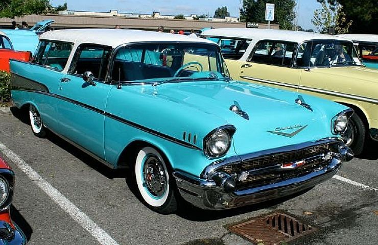 1957 chevy the ultimate classic ebay motors blog for Ebay motors used trucks