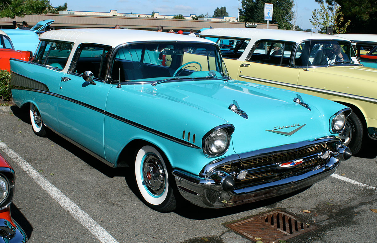 1957 Chevy: The Ultimate Classic   eBay Motors Blog