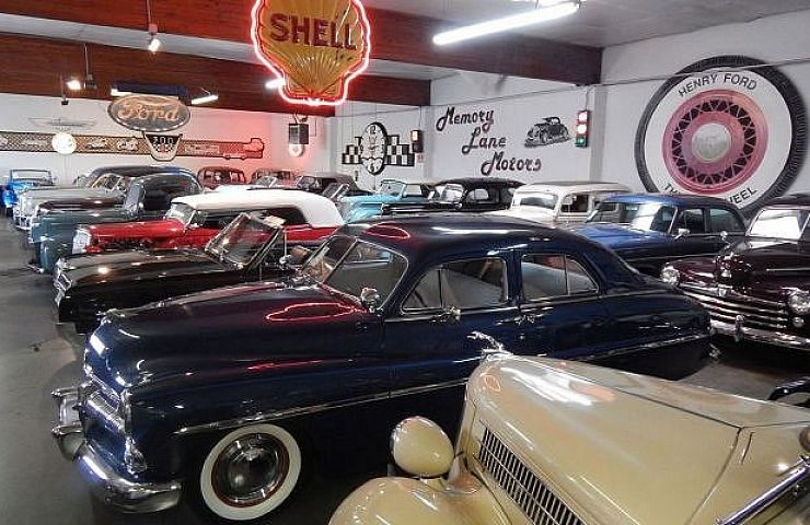 Portland Dealer Has Loved And Sold Classic Cars For 40 Years Ebay Motors Blog