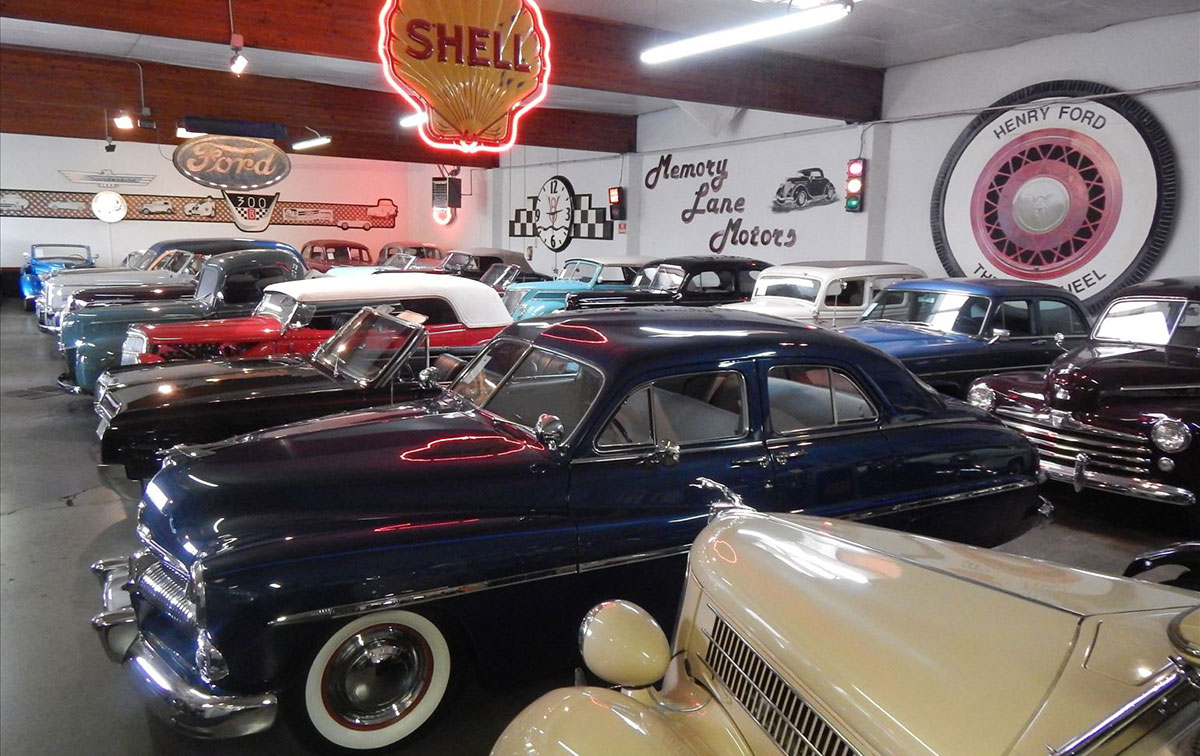 Portland Dealer Has Loved (and Sold) Classic Cars for 40 Years ...
