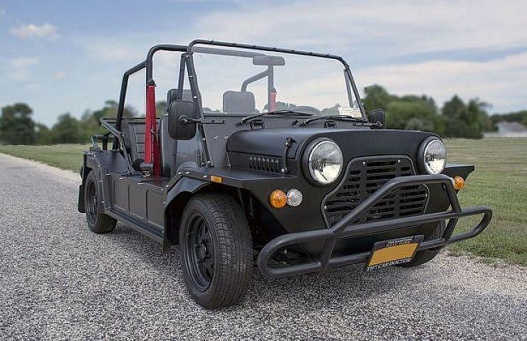 Mini S Forgotten Buggy Immaculate Moke Hits Ebay Ebay Motors Blog