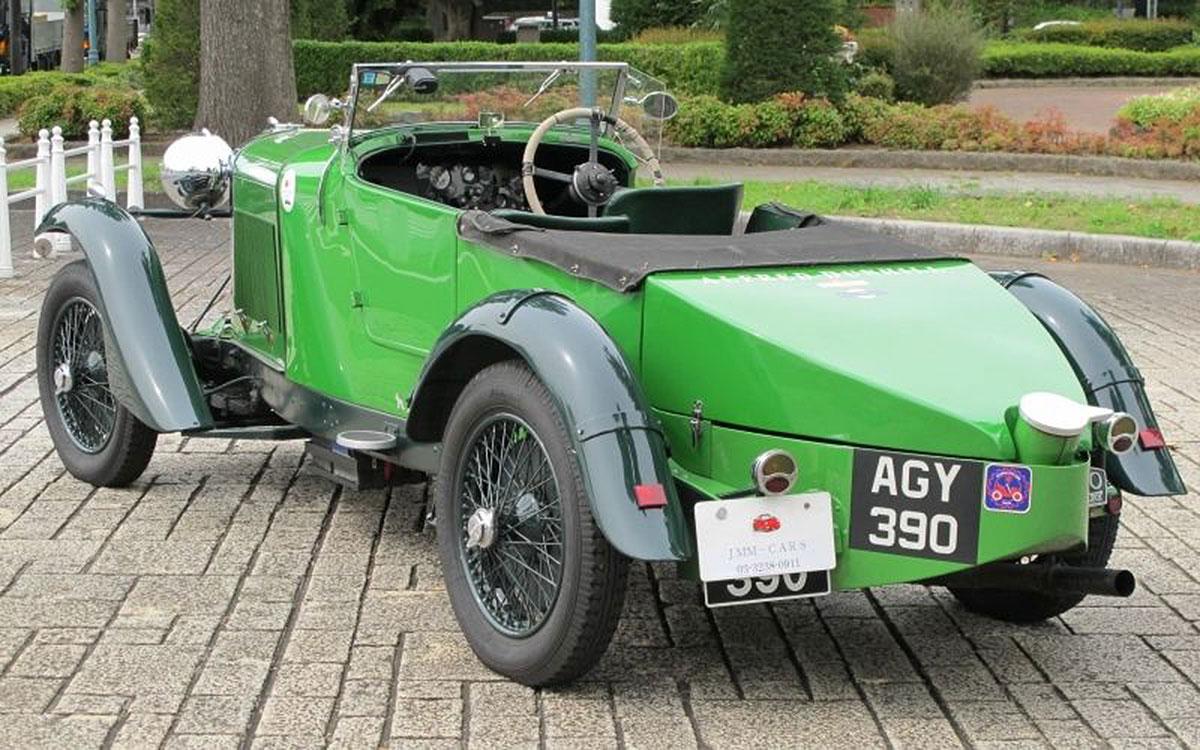 Restored 1933 British Talbot Racer Now Competes in Japan | eBay