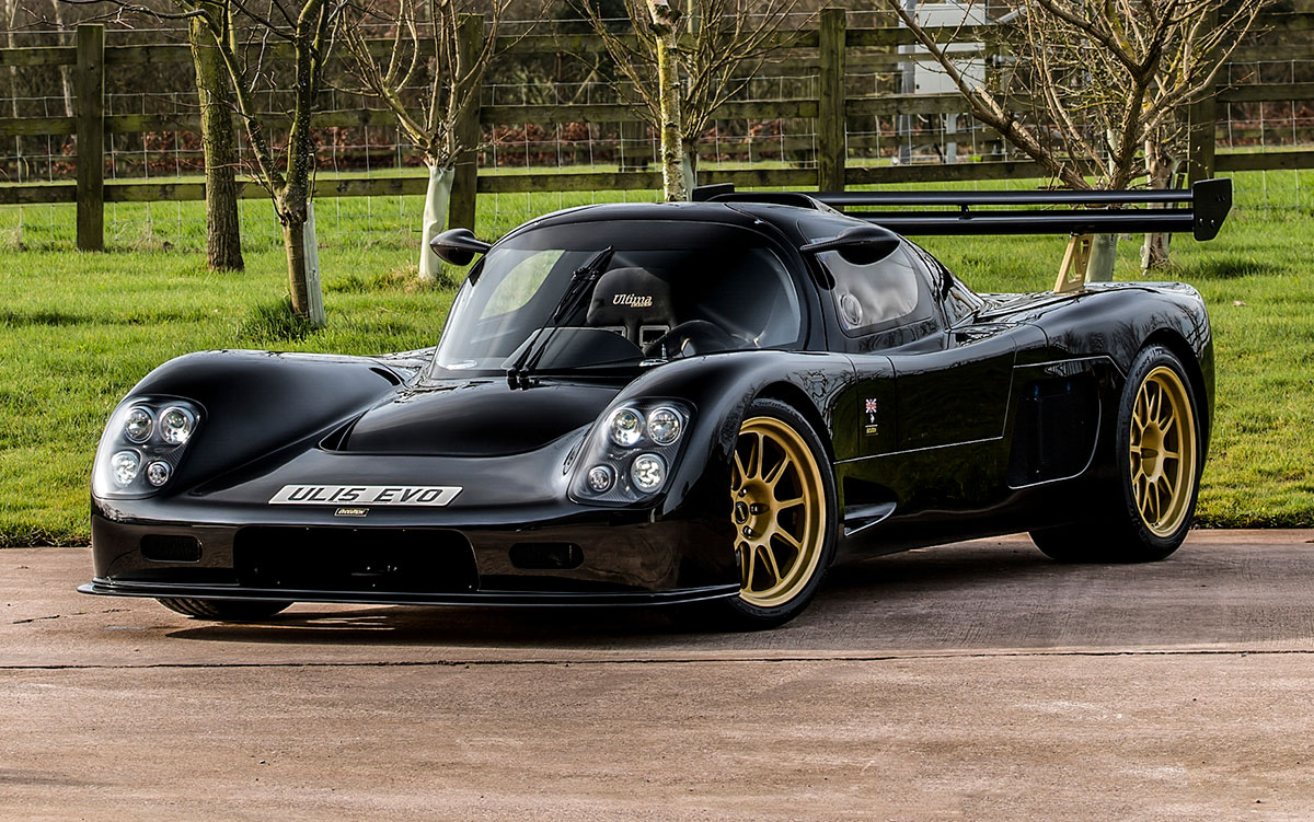 Ultima Gtr For Sale >> Ultima Ups Its Game With 1 000 Hp Evolution Supercar Ebay Motors Blog