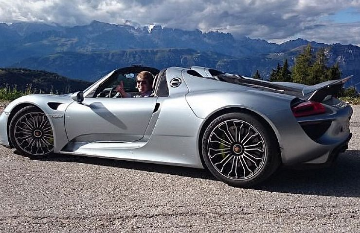 Driving The Mind-Boggling Porsche 918 Spyder   eBay Motors Blog
