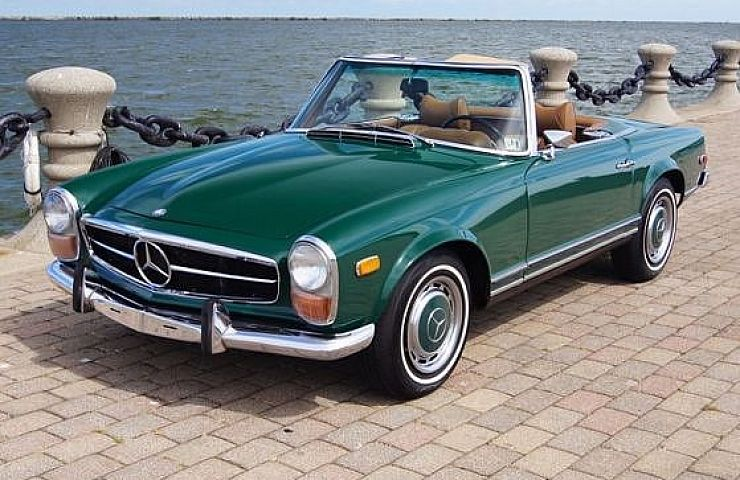 Dream cars within reach mercedes benz 280 sl ebay for Ebay motors sell car