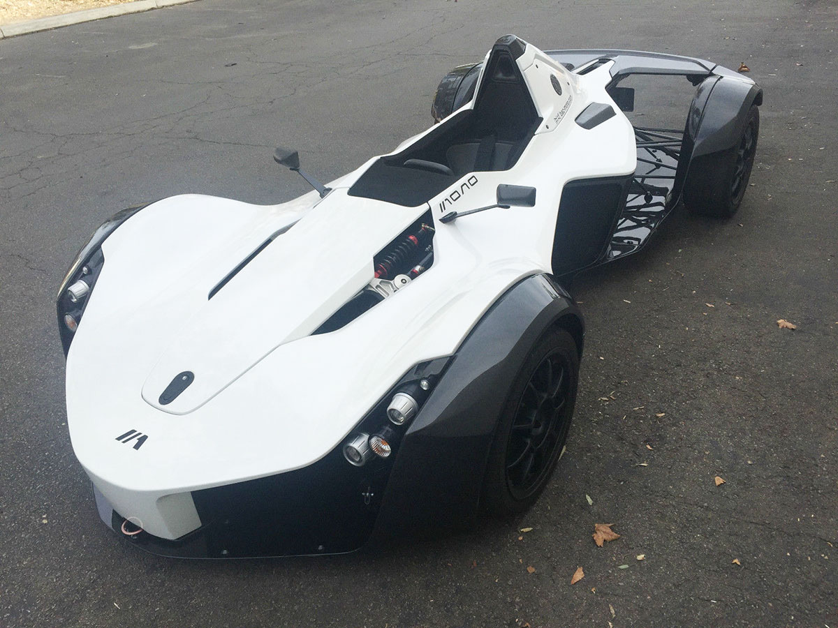 Bac Mono Price >> Available On Ebay First Bac Mono Lightweight Racer To Reach