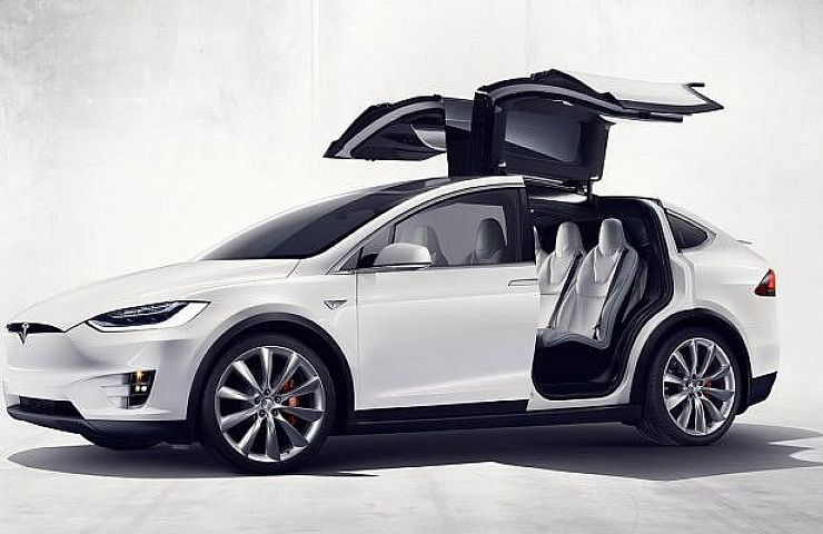 Tesla S New Suv As Fast And Expensive As Porsche Ebay