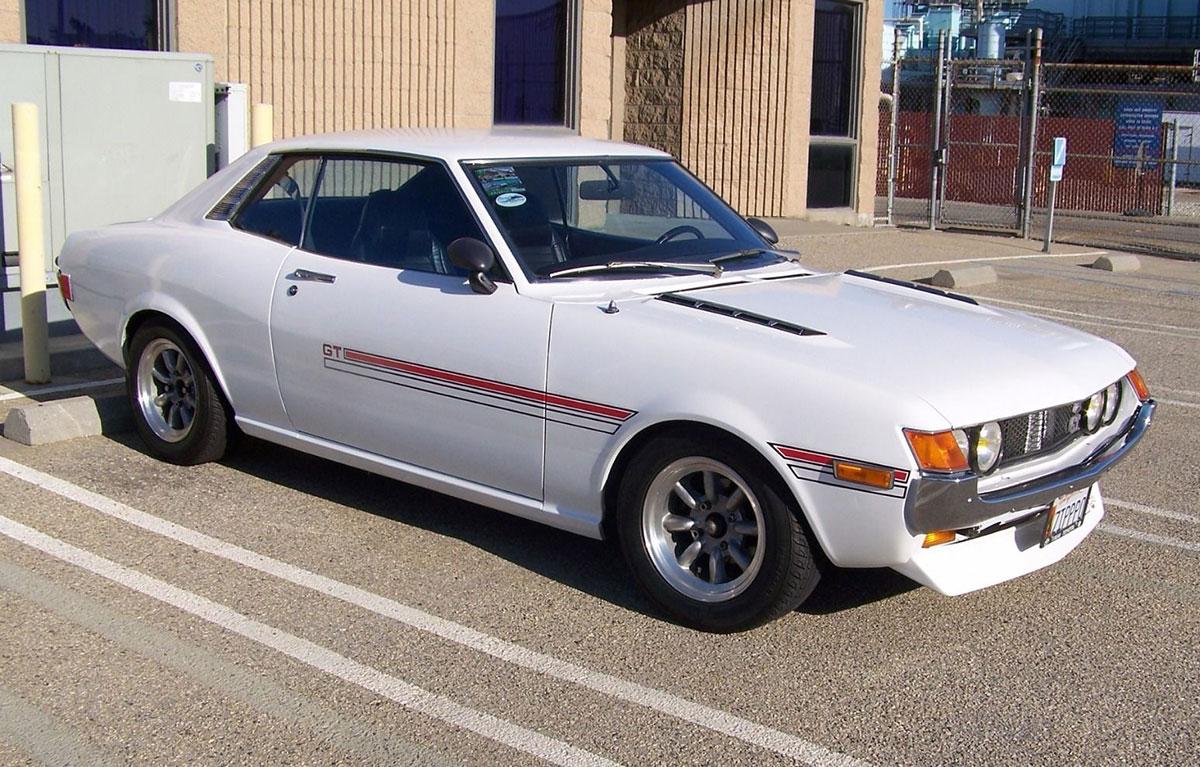 Affordable Japanese Classic: 1974 Toyota Celica | eBay Motors Blog