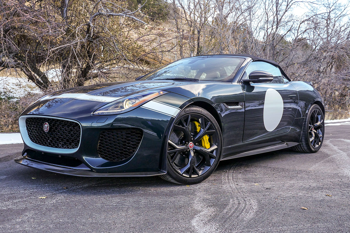 Jaguar Project 7 Roadster Unexpectedly Shows Up on eBay | eBay ...