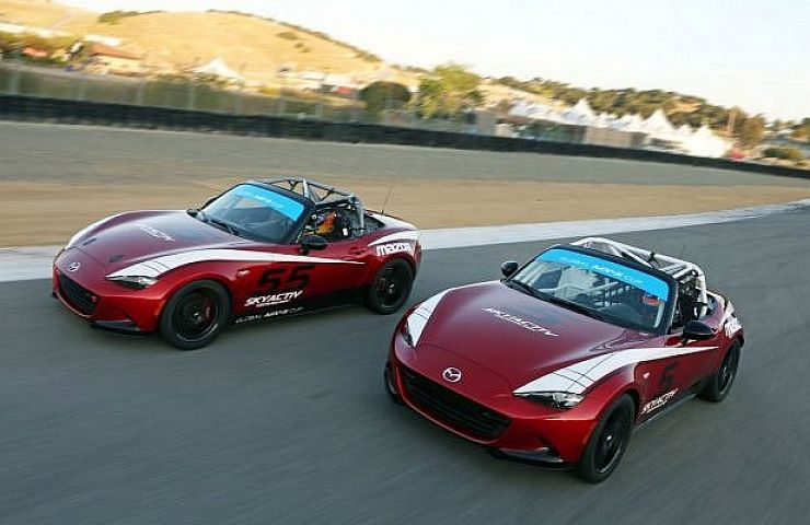 newest miata spec car is track ready out of the box ebay motors blog. Black Bedroom Furniture Sets. Home Design Ideas