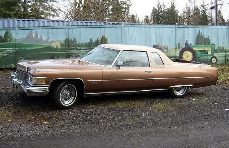 This 1976 Cadillac Mirage Is the Escalade's Grand-Daddy | eBay ...
