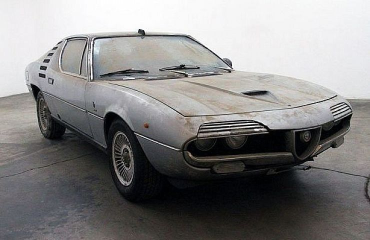 In 1967 Alfa Romeo Showed Up At Expo 67 Montreal Quebec With A 2 Coupe Concept So New It Didnt Have Name Yet Its Scalloped C Pillars