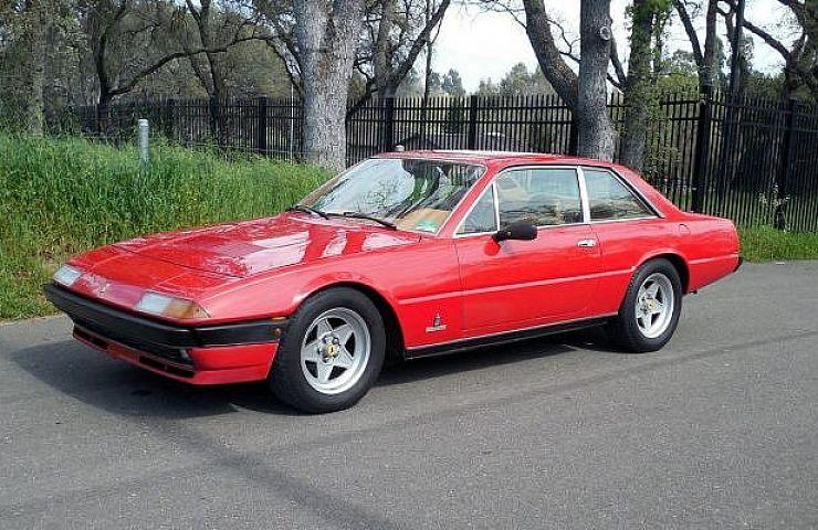 Affordable Dream Car 1976 1985 Ferrari 400 400i Ebay Motors Blog
