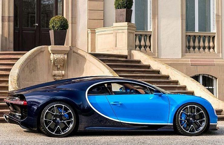Astounding Bugatti Chiron Is Unveiled At Geneva Motor Show Ebay Motors Blog
