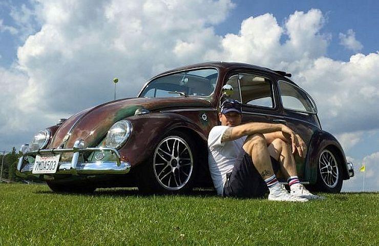 A Jedi S Vw Beetle Baked In The Texas Sun Ebay Motors Blog