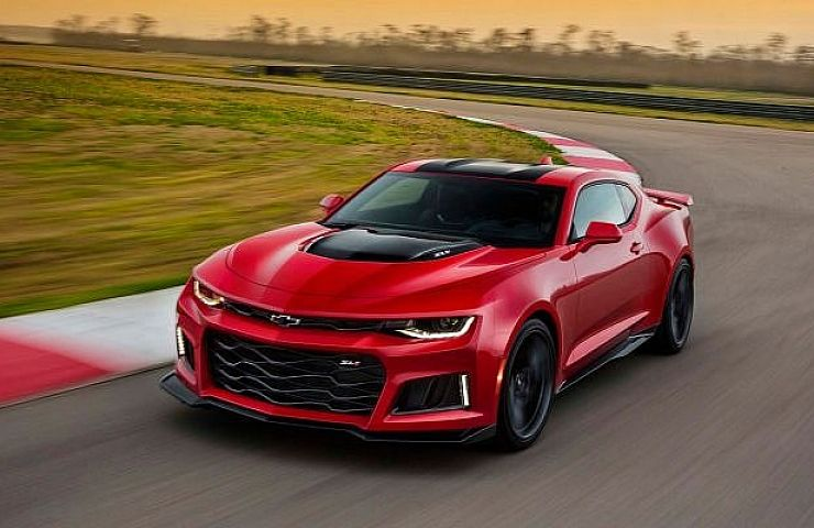 Chevrolet Brought Something Special To This Year S New York Auto Show Week The Company Revealed Its Newest High Performance Camaro Variant Zl1