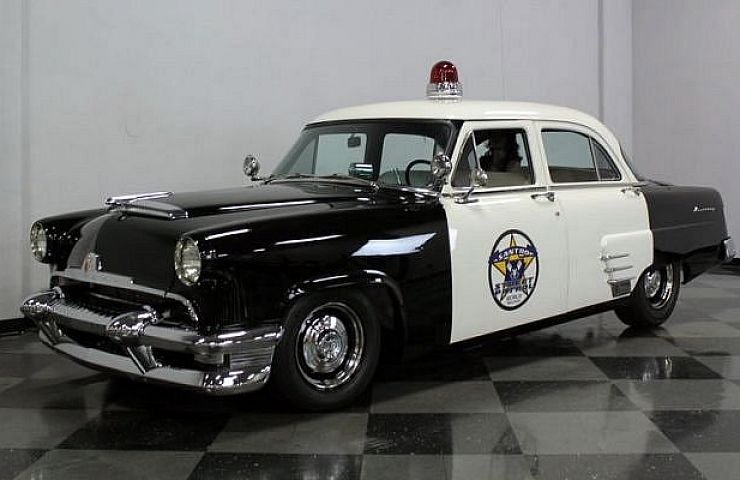Retro police cars offer cheap fun performance ebay for Ebay motors and cars