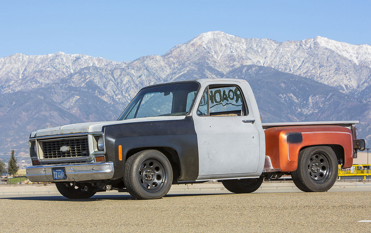 Roadkill\'s C-10 Muscle Truck Has More Lives than a Cat | eBay Motors ...