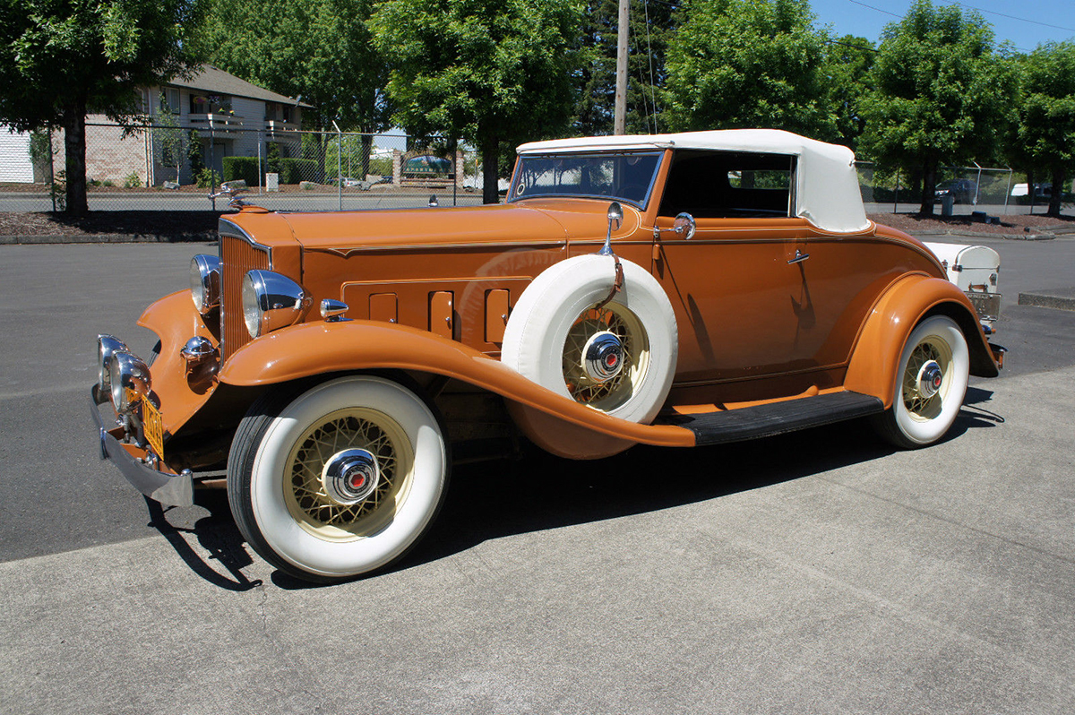 1932 Packard Series 900: Luxury Model for the Depression | eBay ...