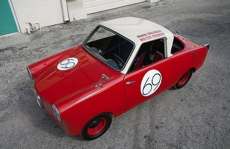 Walter Cronkite S Newsworthy 1958 Micro Racer Ebay Motors Blog