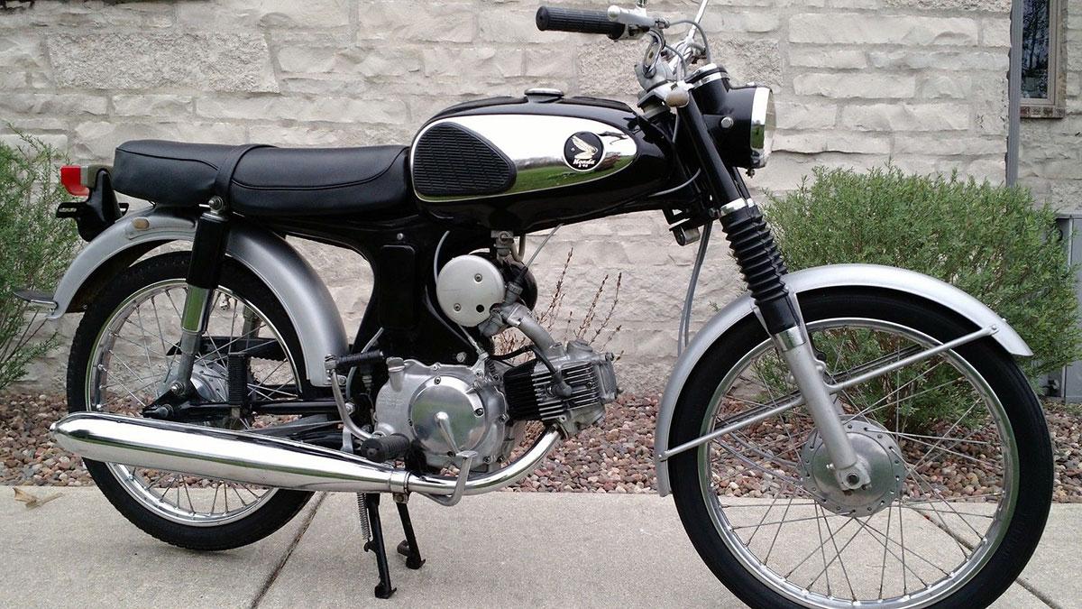 Ebay Motors Motorcycles >> Lightweight Honda S90 Stood Tall Against Big Twins Ebay Motors Blog