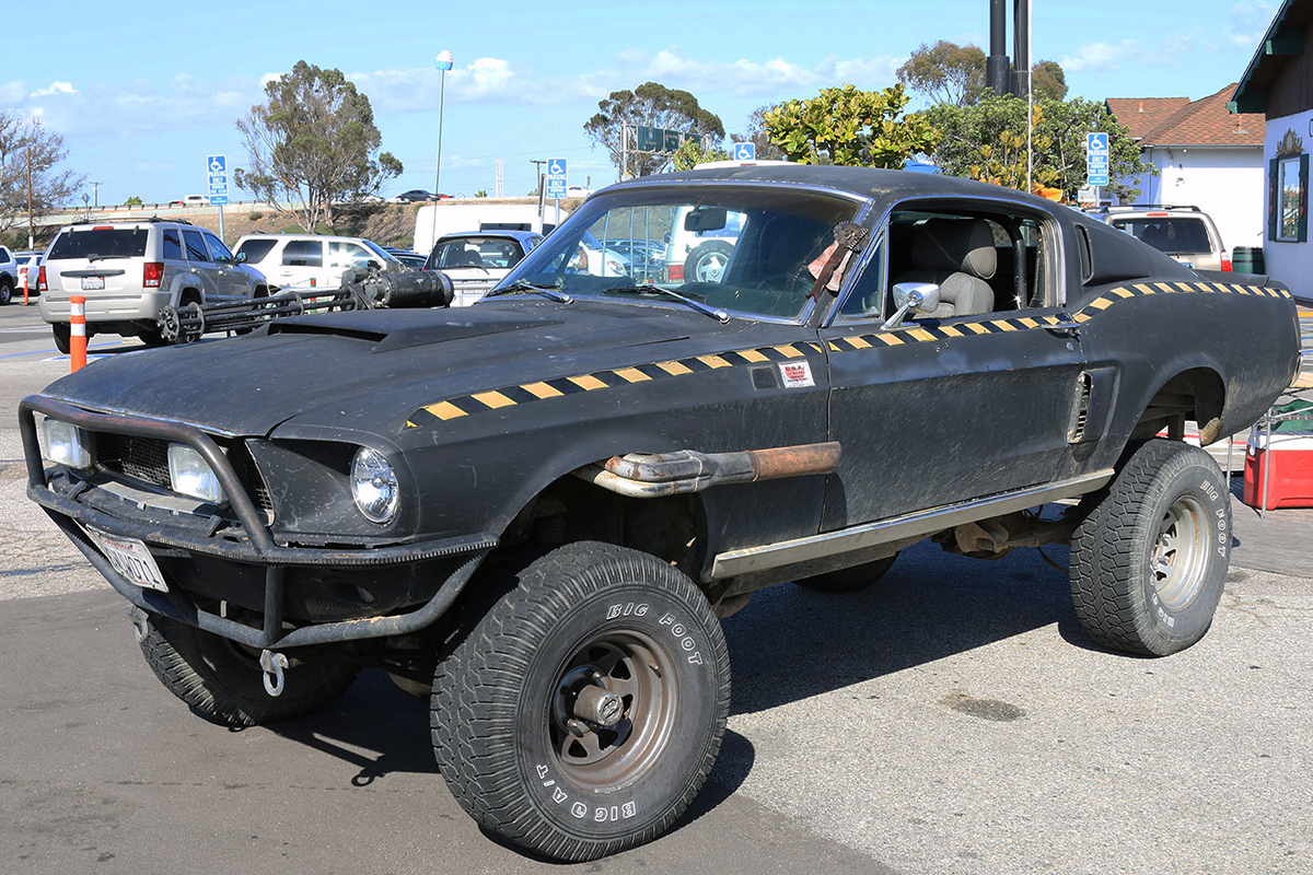 Mad Max Car For Sale >> Wasteland World Car Show Celebrates Mad Max Vehicles Ebay Motors Blog