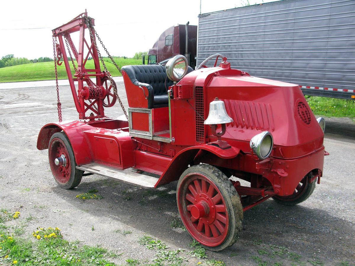 1919 Mack AC Is the Original Bulldog | eBay Motors Blog