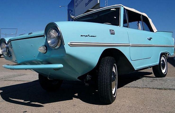 Phoenix Man Preserves Legacy Of Cars That Swim Ebay Motors Blog